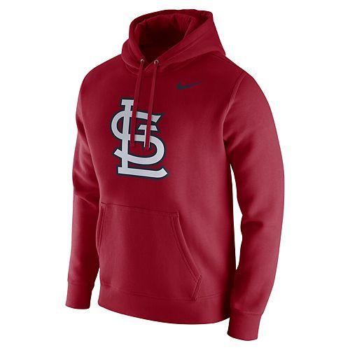 Men's Nike St. Louis Cardinals Wordmark Hoodie