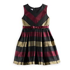 Girls 4-6x Bonnie Jean Sleeveless Dress