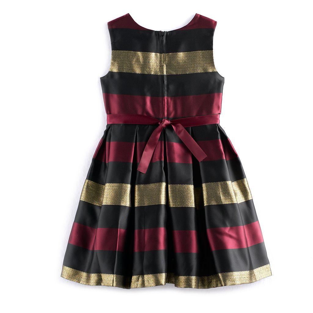 Girls 4-6x Bonnie Jean Sleeveless Dress