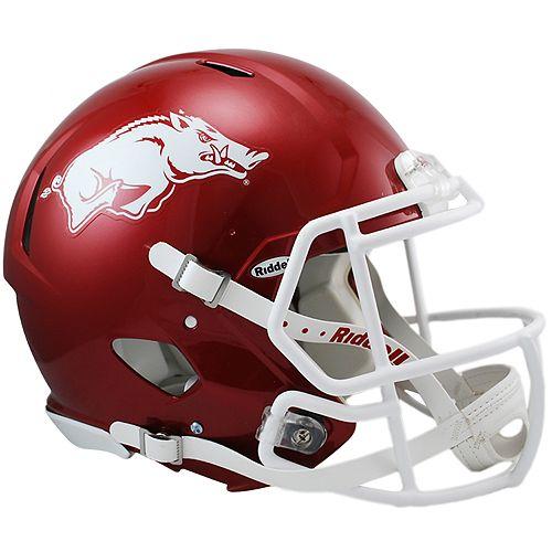Riddell NCAA Arkansas Razorbacks Speed Authentic Replica Helmet