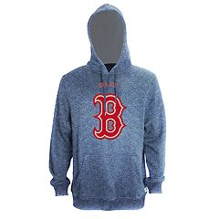 Men's Stitches Boston Red Sox Speckled Fleece Hoodie