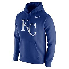 Men's Nike Kansas City Royals Wordmark Hoodie