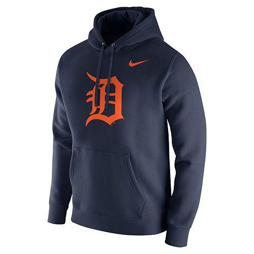 new product af4f0 b2953 Men's Nike Detroit Tigers Wordmark Hoodie
