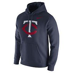 Men's Nike Minnesota Twins Wordmark Hoodie