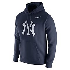 Men s Nike New York Yankees Wordmark Hoodie 54e51d4f0