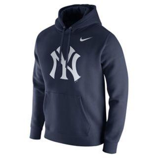 Men's Nike New York Yankees Wordmark Hoodie