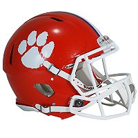 Riddell NCAA Clemson Tigers Speed Authentic Replica Helmet