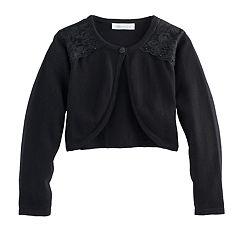 Girls Cardigans Dressy Kids Tops, Clothing | Kohl's