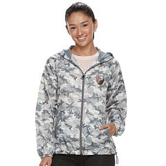 Juniors' Her Universe Star Wars Camo Windbreaker Jacket