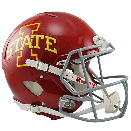 Riddell NCAA Iowa State Cyclones Speed Authentic Replica Helmet