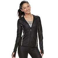 Juniors' Her Universe Star Wars Dark Side Performance Jacket