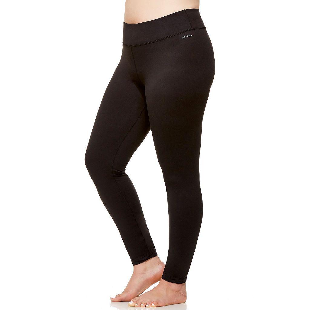 Plus Size Hottotties by Terramar Collins Leggings