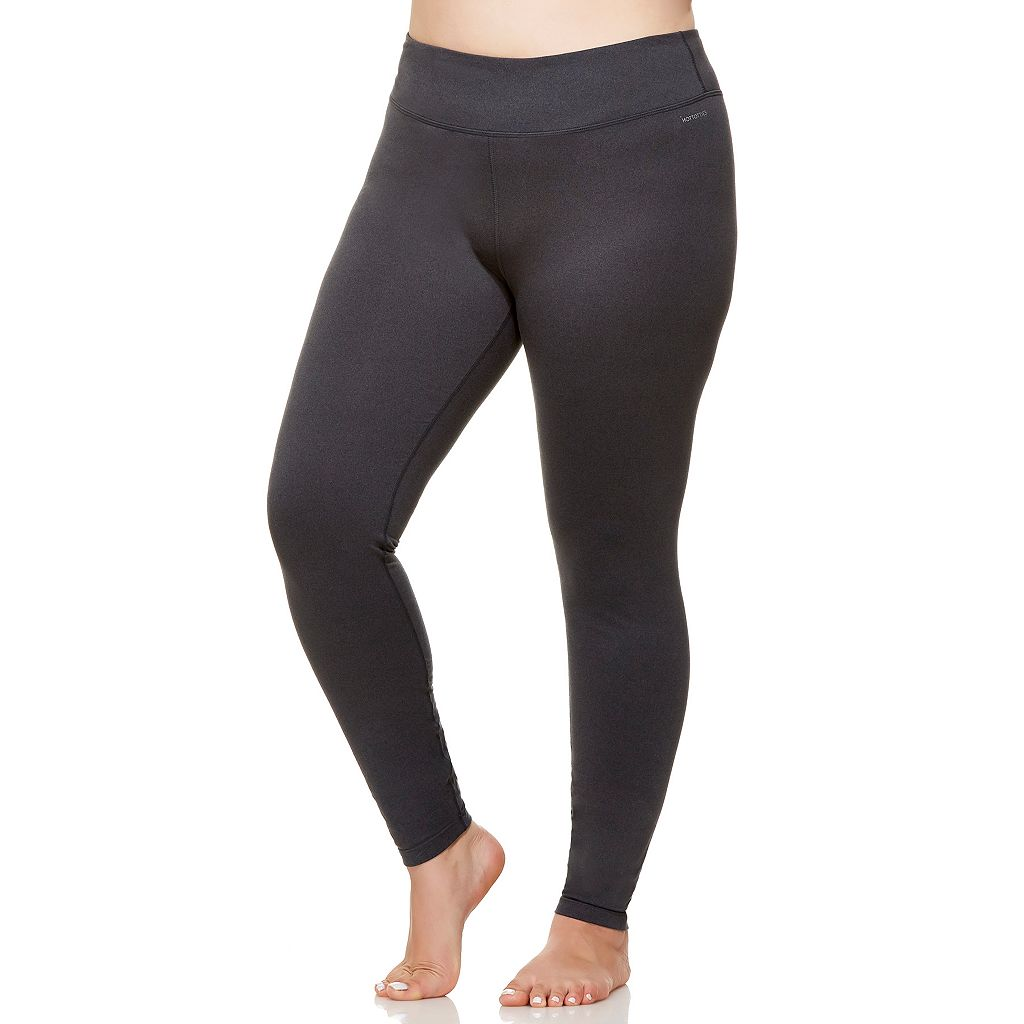 Plus Size Hottotties by Terramar Collins Leggings