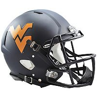 Riddell NCAA West Virginia Mountaineers Speed Authentic Replica Helmet