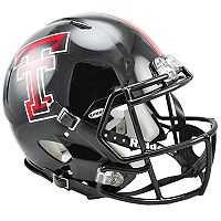 Riddell NCAA Texas Tech Red Raiders Speed Authentic Replica Helmet