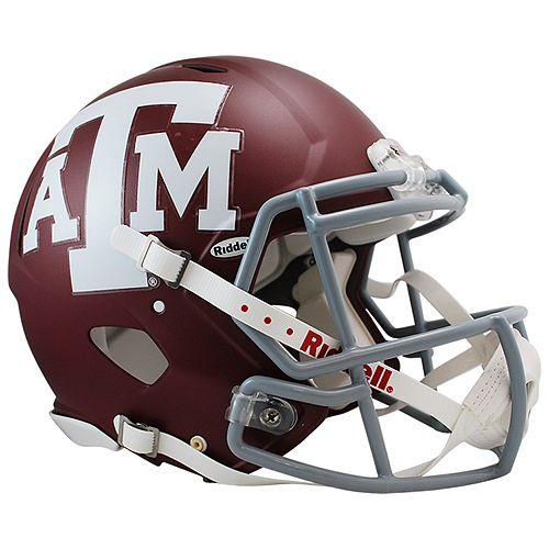 Riddell NCAA Texas A&M Aggies Speed Authentic Replica Helmet