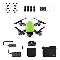 DJI Spark Mini Drone Fly More Combo