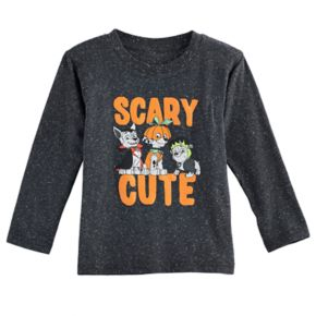 "Toddler Boy Jumping Beans® Paw Patrol Chase, Marshall & Rubble ""Scary Cute"" Halloween Tee"
