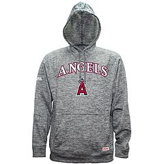 Men's Los Angeles Angels of Anaheim Pullover Fleece Hoodie