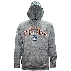 Men's Detroit Tigers Pullover Fleece Hoodie