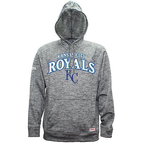 Men's Kansas City Royals Pullover Fleece Hoodie
