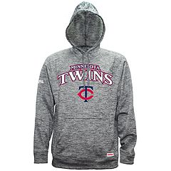 Men's Minnesota Twins Pullover Fleece Hoodie