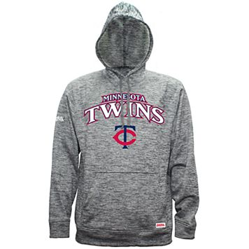 Men's Minnesota Twins Pullover Fleece Hoodie