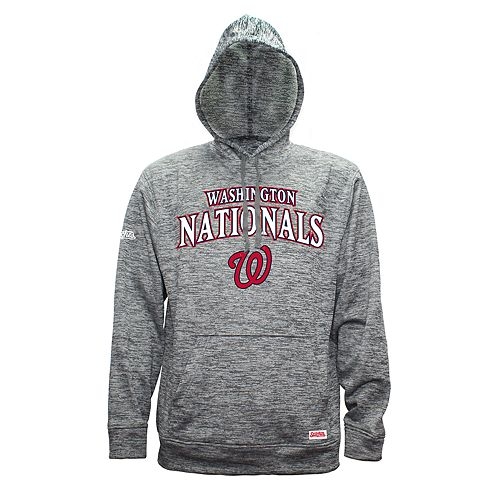 Men's Stitches Washington Nationals Hoodie