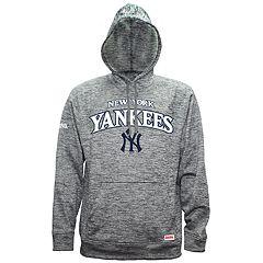 Men's New York Yankees Pullover Fleece Hoodie