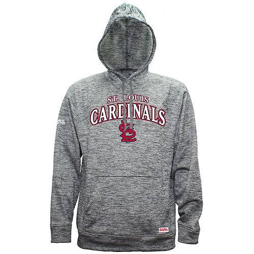 Men's St. Louis Cardinals Pullover Fleece Hoodie