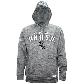 Men's Chicago White Sox Pullover Fleece Hoodie