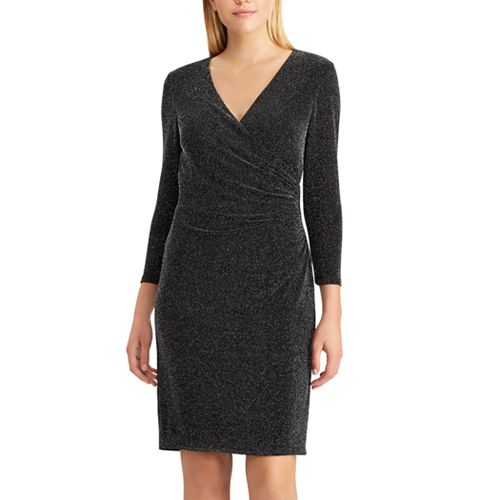 Women's Chaps Geometric Print Sheath Dress