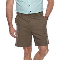 Big & Tall Croft & Barrow® Regular-Fit Easy-Care Stretch Flat-Front Shorts