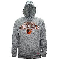 Men's Baltimore Orioles Pullover Fleece Hoodie