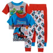 Toddler Boy Thomas the Train 4-pc. Pajama Set