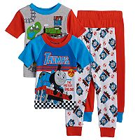 Toddler Boy Thomas the Train 4-pc. Pajama Set