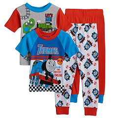 Toddler Boy Thomas the Train 4 pc Pajama Set