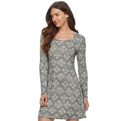 Women's SONOMA Goods for Life™ Knit Shift Dress