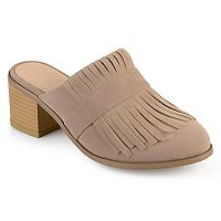 Journee Collection Evelyn Women's Mules