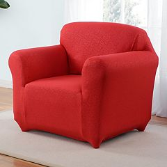 Kathy Ireland Ingenue Stretch Arm Chair Slipcover