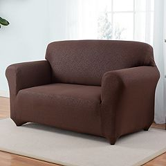 Kathy Ireland Ingenue Stretch Loveseat Slipcover