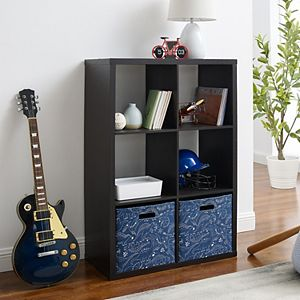 6-Cube Storage Cube Storage Unit