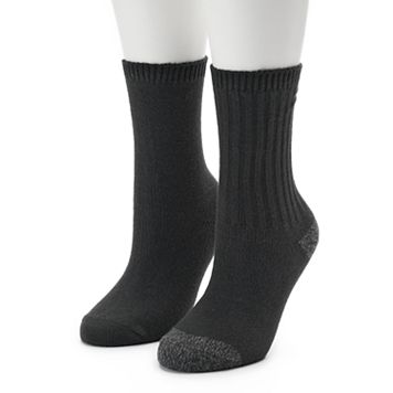 Women's SONOMA Goods for Life™ Ribbed Crew Socks
