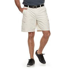 Big & Tall Croft & Barrow® Flex Relaxed-Fit Twill Cargo Shorts
