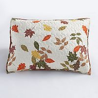 Home Classics® Sarah Fall Leaves Sham