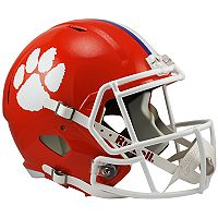Riddell NCAA Clemson Tigers Speed Replica Helmet