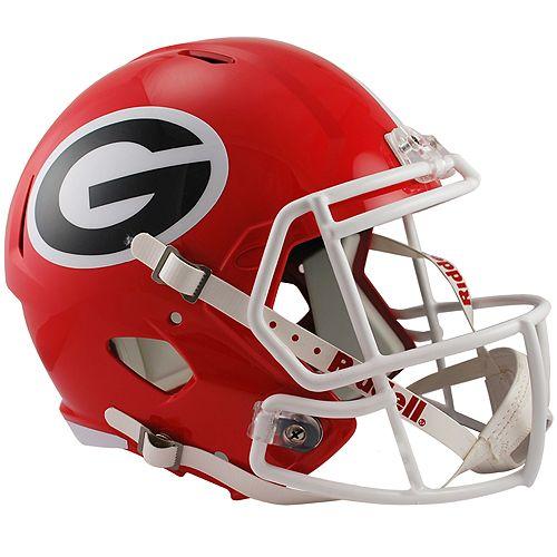 Riddell NCAA Georgia Bulldogs Speed Replica Helmet