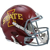 Riddell NCAA Iowa State Cyclones Speed Replica Helmet