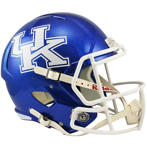 Riddell NCAA Kentucky Wildcats Speed Replica Helmet