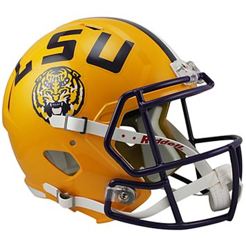 Riddell NCAA LSU Tigers Speed Replica Helmet